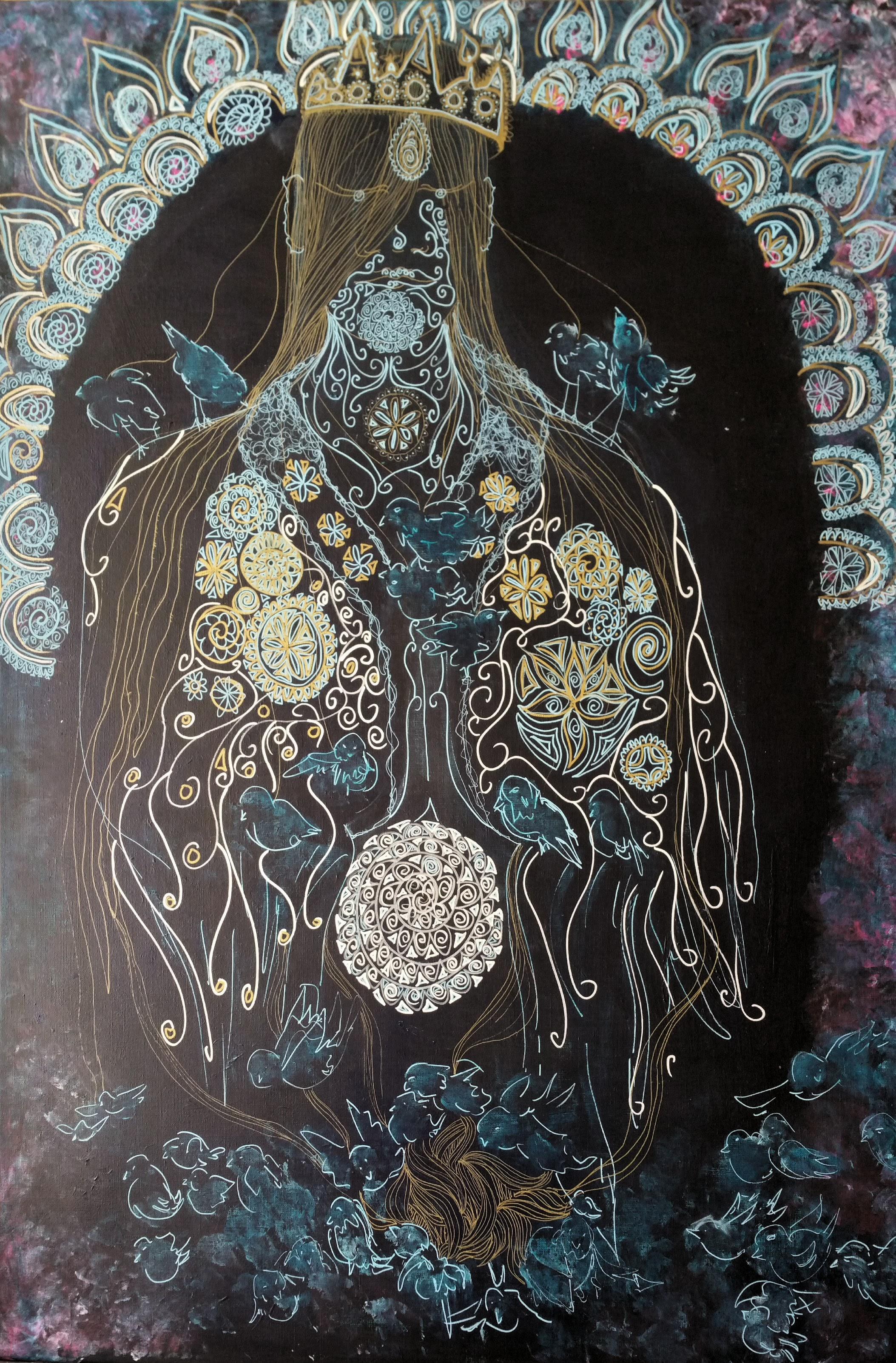 Schilderij-Atelier-Gea-Boon-titel-Scarecrow100